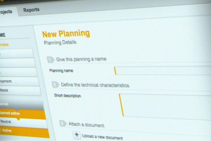 Continental AG - HTML Umsetzung Projektplanungstools