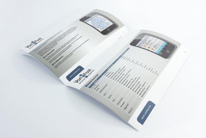 Varifast GmbH, Nürnberg - Gestaltung & Design der Mediadaten